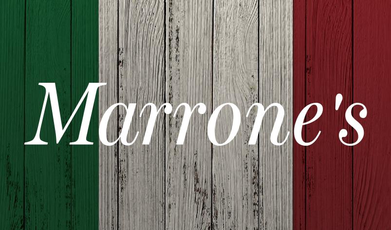 Marrone's